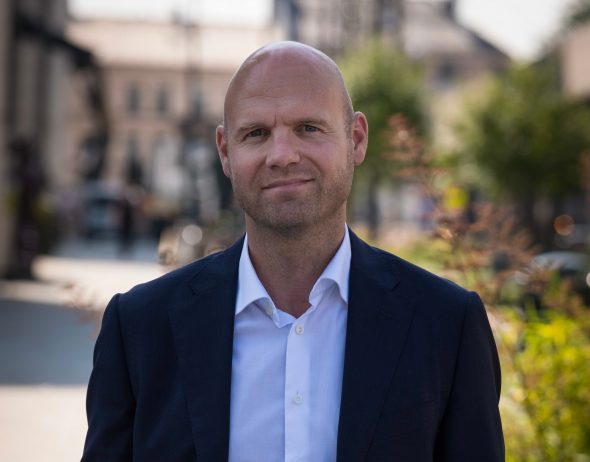Mads Andreassen investerer i megatrender i sitt helsefond